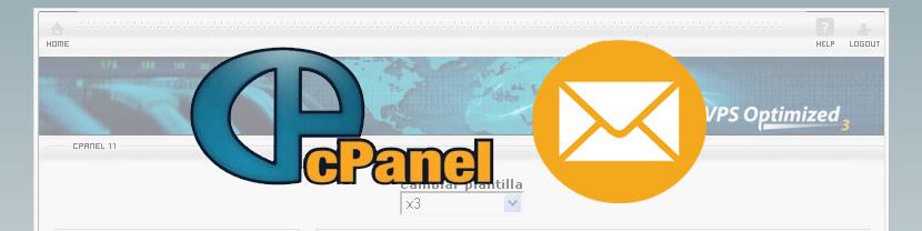 Crear cuenta de correo electrónico Cpanel