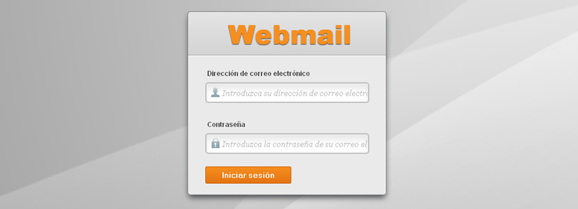 ingresar a cuenta de email con webmail