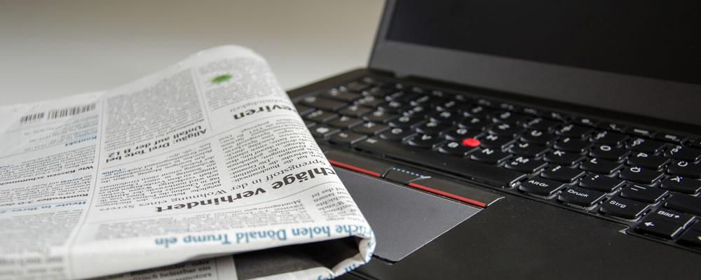 Diseño web Portal de noticias