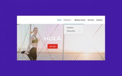 Agregar categorías de productos Woocommerce a menú principal Wordpress