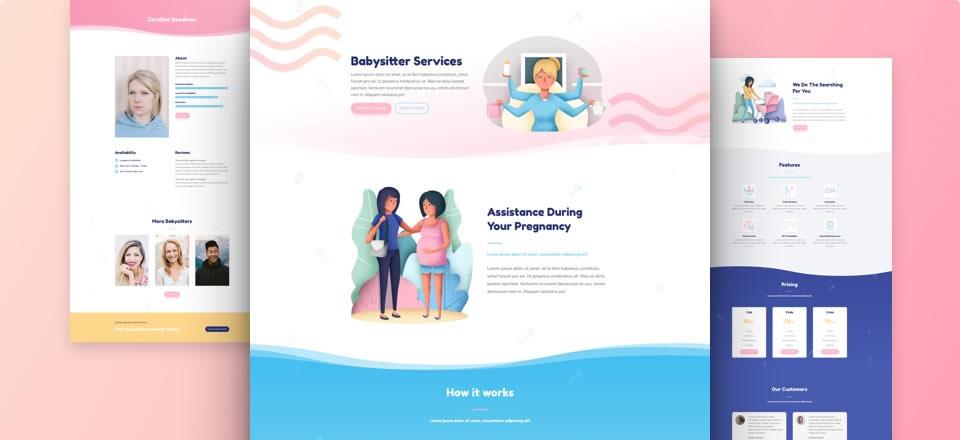 Página web para empresa de arquitectura