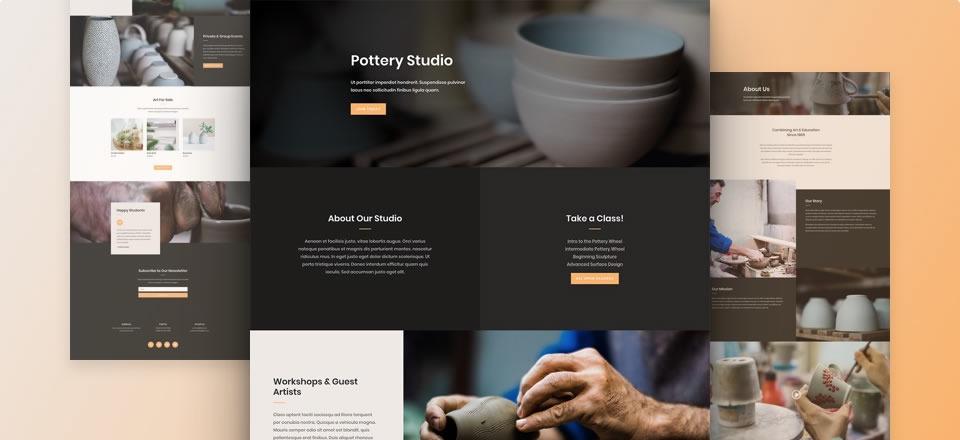 Página web para fabricantes de productos artesanales