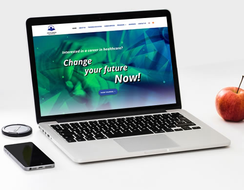 Sitio web ICR Florida Educación