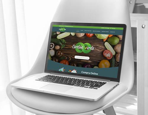 Tienda Online Cordón Verde