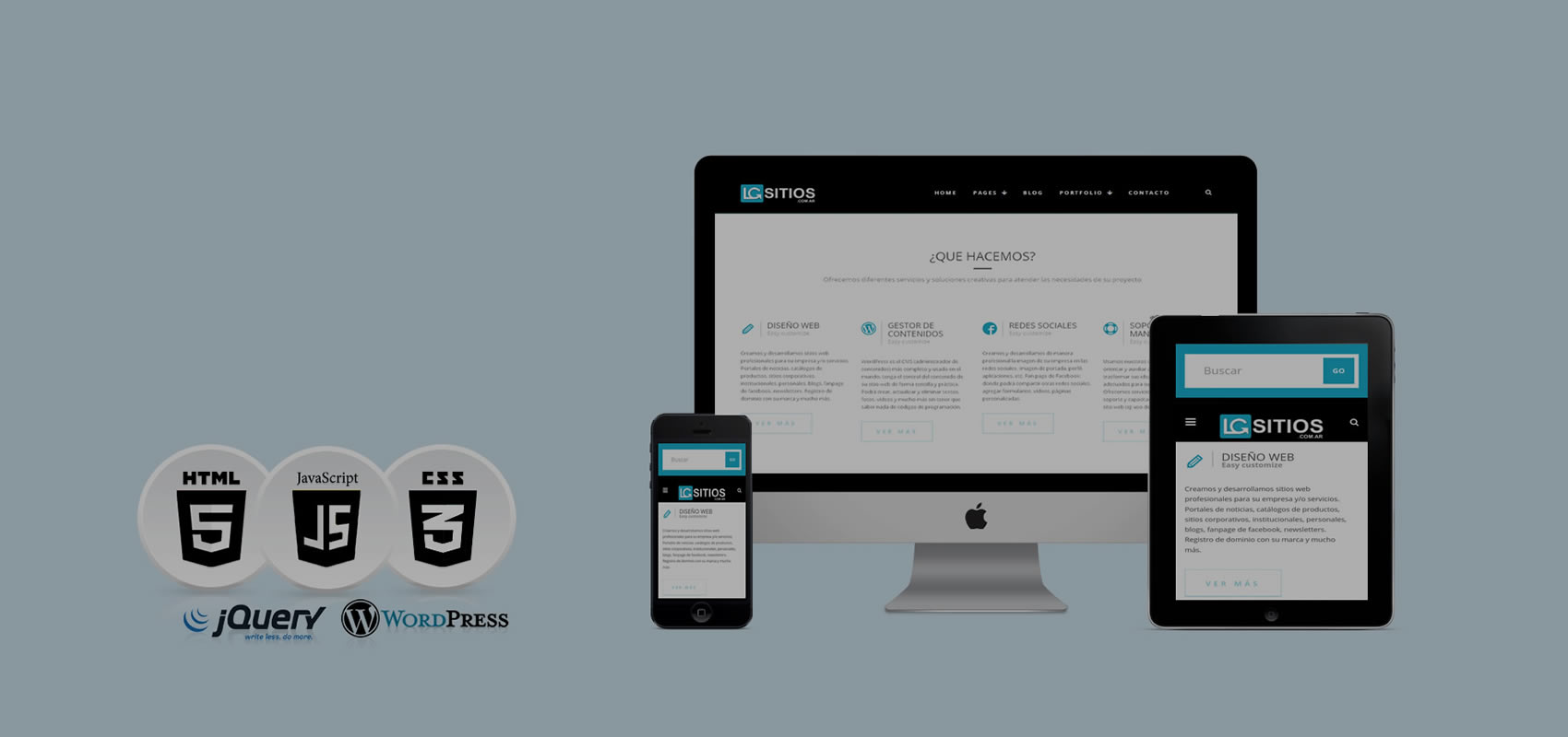 diseño páginas web argentina