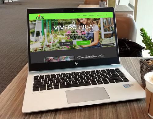 Tienda Online Viviero Higa