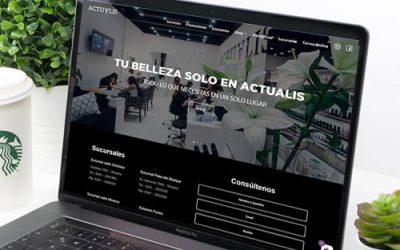 Sitio web Actualis
