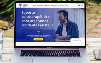 Sitio web Cruz del Sur